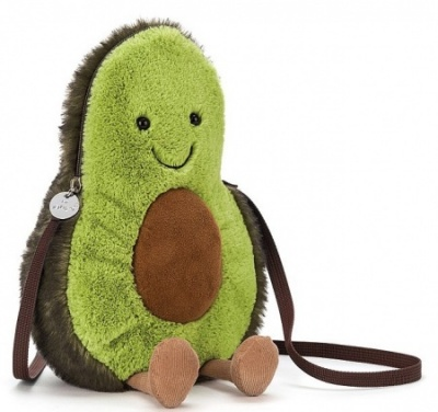 Jellycat Amuseable Avocado Shoulder Bag